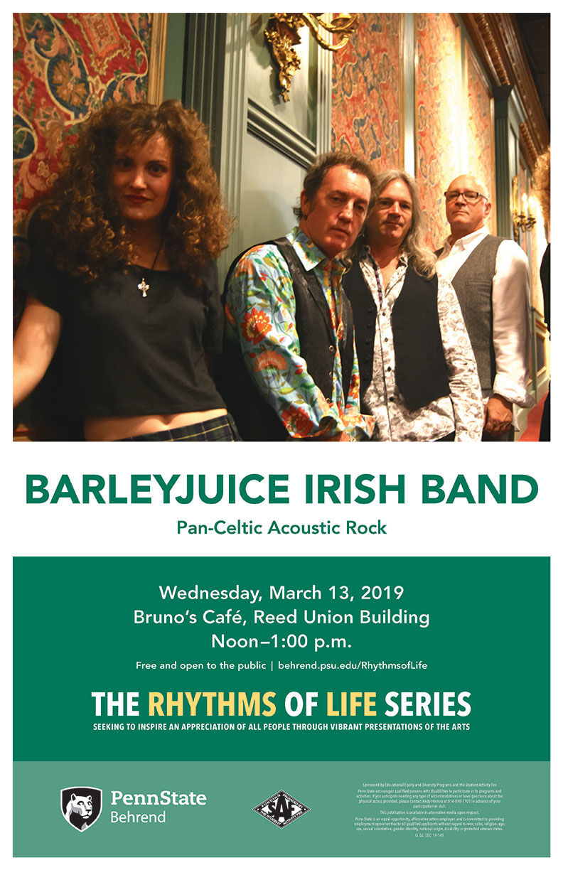 Barleyjuice Irish Band
