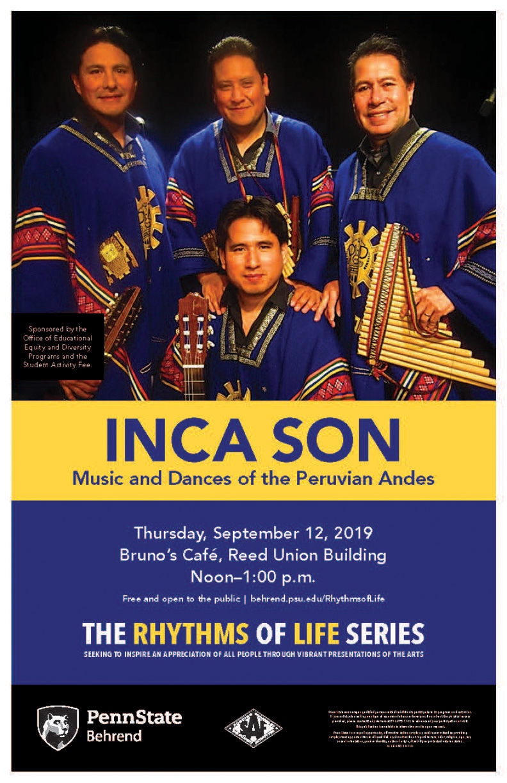Inca Son poster