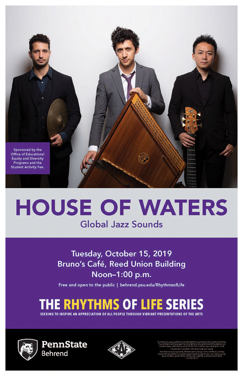 House of Waters poster