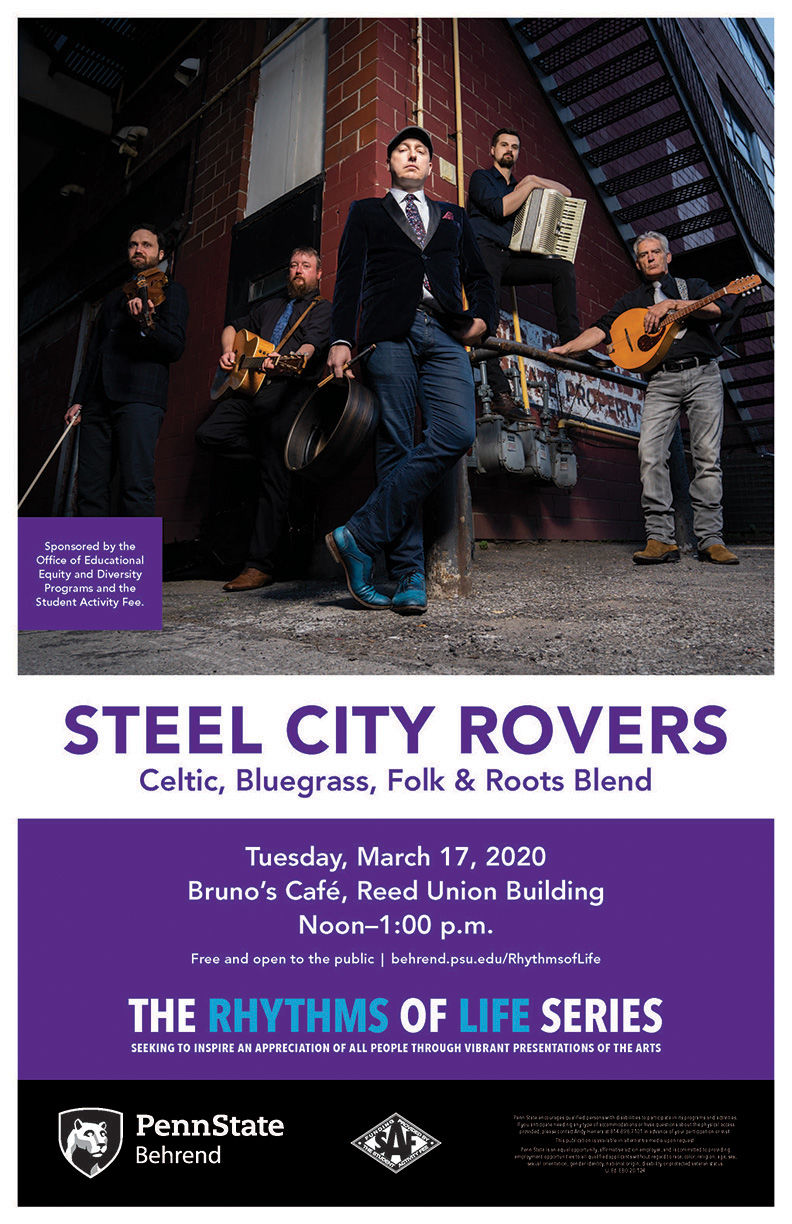 Steel City Rovers poster