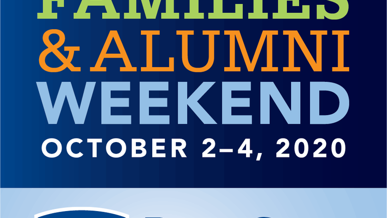 Penn State Behrend Parents, Families & Alumni Weekend: October 2-4, 2020