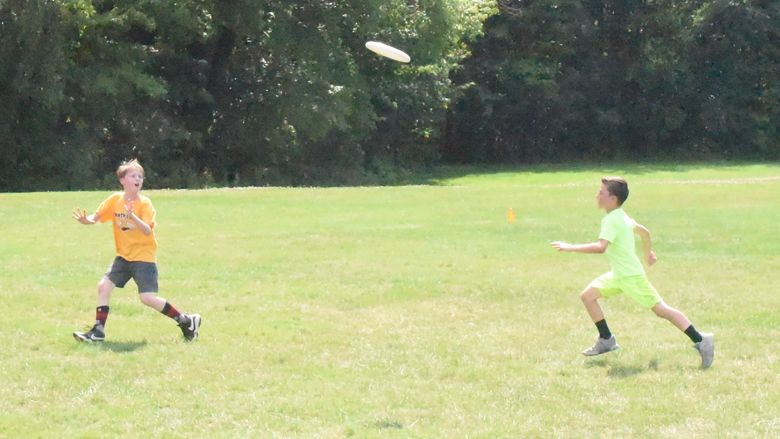 Previously known as ultimate frisbee, Ultimate is a non-contact team sport played with a flying disc.