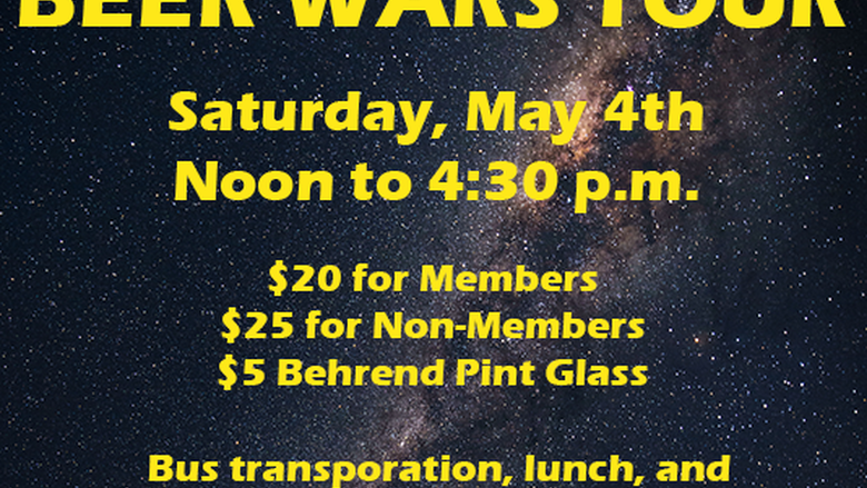 Beer Wars Tour
