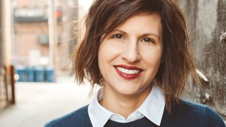 Author Melissa Fraterrigo