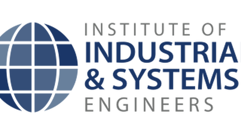 The logo of the Institute of Industrial and Systems Engineers