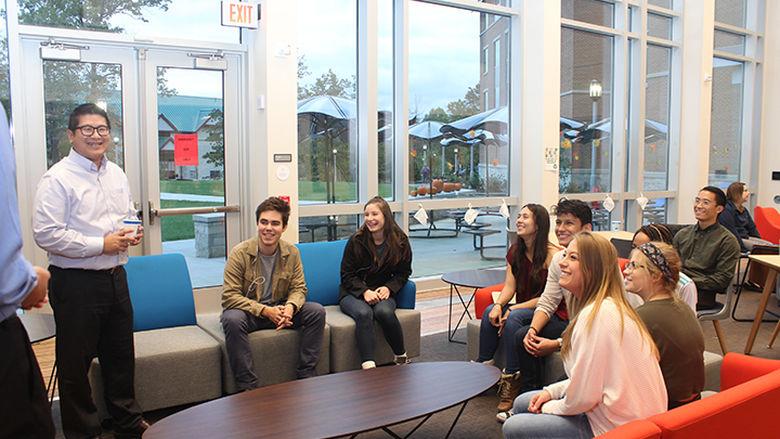 Global Boarders students