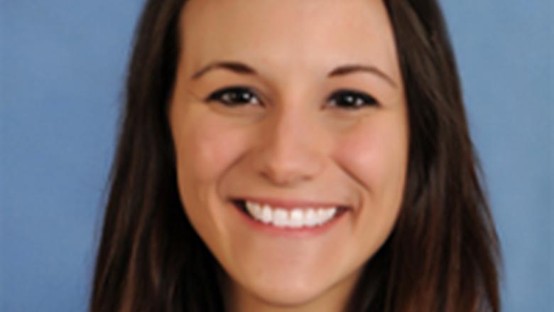 MBA graduate Jessica Henry '18