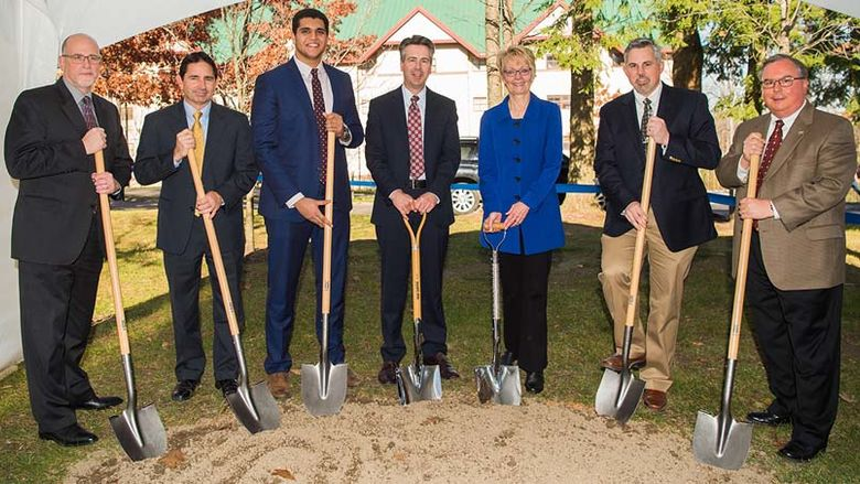 Trippe Hall Construction to Begin