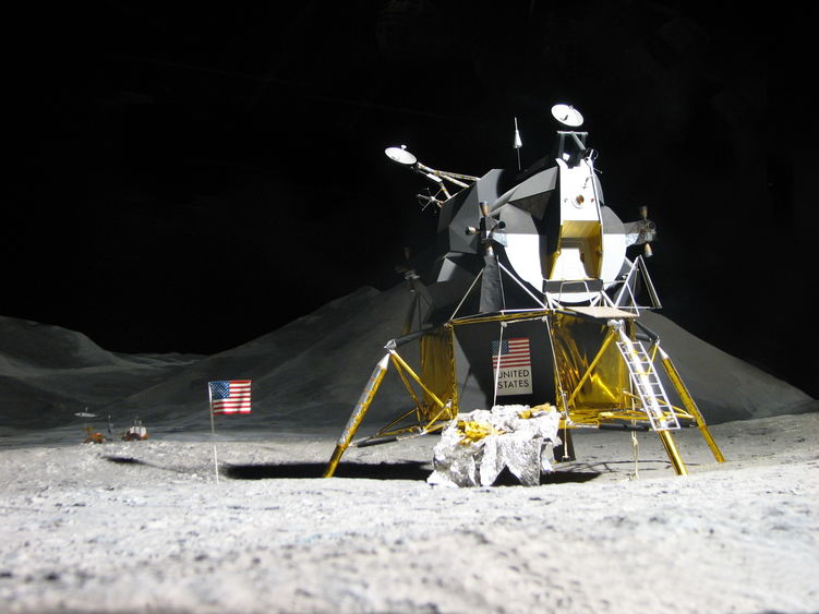 Darren Williams, professor of astronomy and astrophysics, will discuss the Apollo 11 Mission and its historical significance on Thursday, April 4, when Open House Night in Astronomy returns to Penn State Behrend.