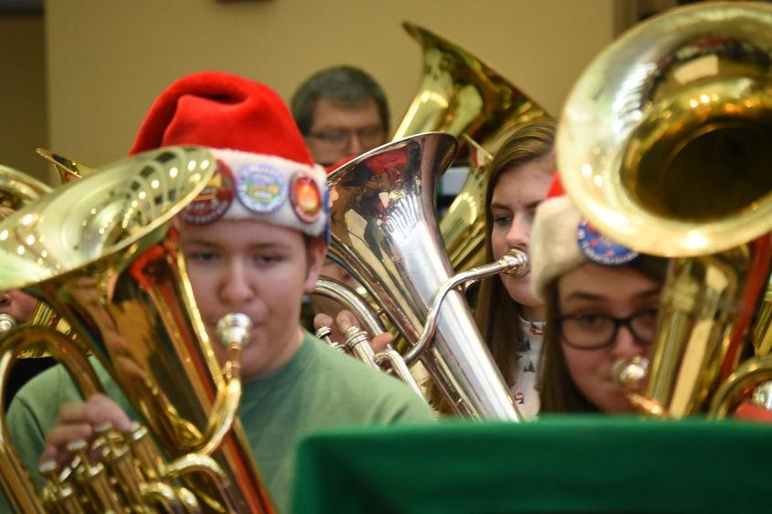 Tuba Christmas 2020 Erie Pa Penn State Behrend to host 18th annual Tuba Christmas concert