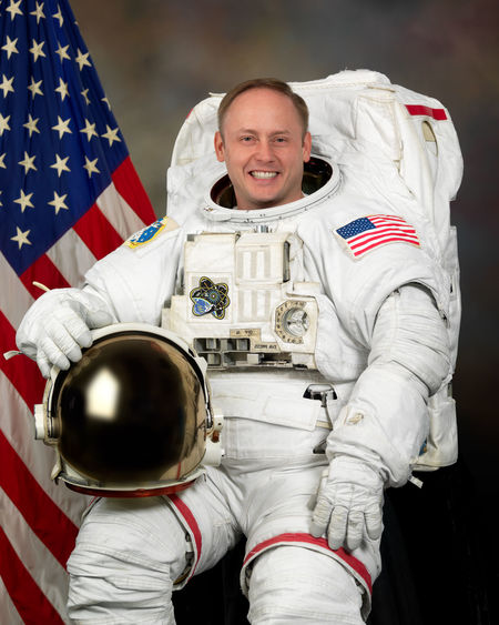 Astronaut Mike Fincke will discuss his experience with NASA at an Open House Night in Astronomy at Penn State Behrend on Thursday, Nov. 1.