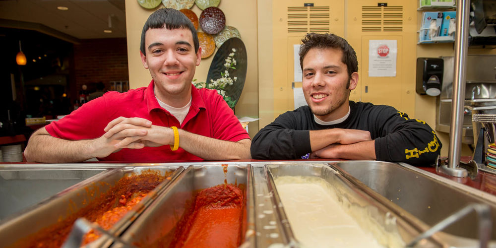 Waste Not: Students drive effort to feed Erie's hungry