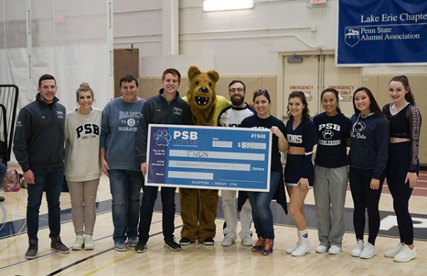 Behrend Benefiting THON