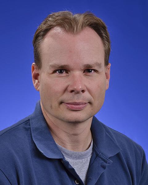 Todd Cook, Ph.D.