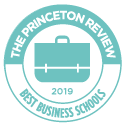 The Princeton Review Best Business Schools Logo