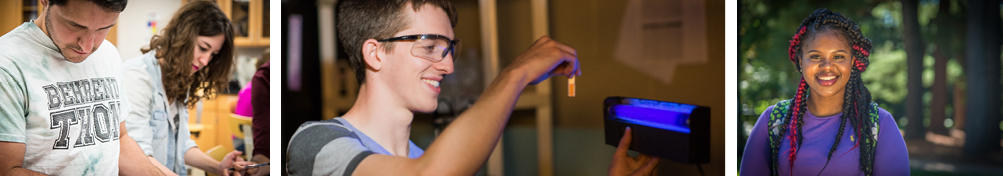 Students learn, perform research, and thrive at Penn State Behrend.